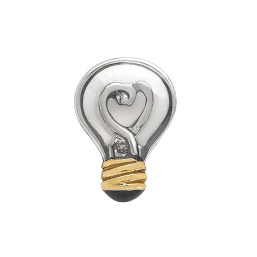 CH3151 Light Bulb Charm copy